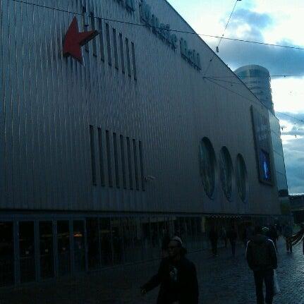 Photo taken at Heineken Music Hall by Pavlína L. on 9/12/2012