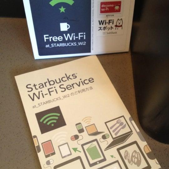 Photo taken at Starbucks by Josh F. on 7/19/2012