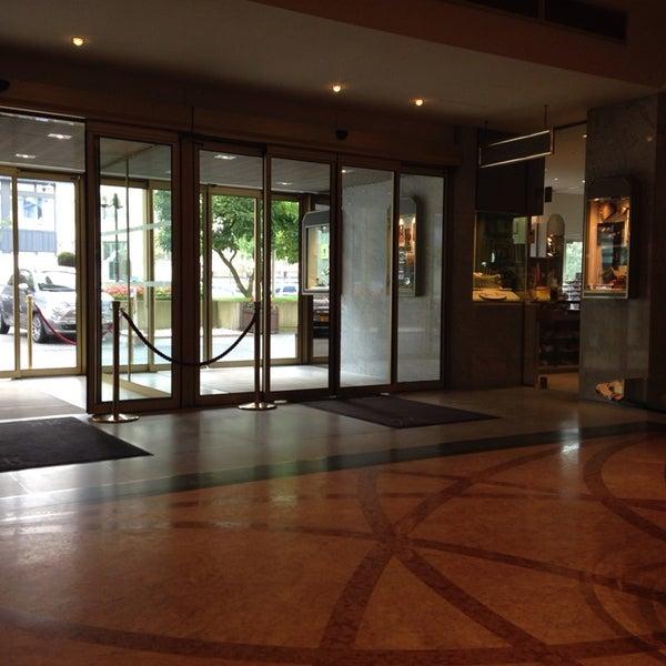 Photo taken at Hotel Royal by Richard M. on 9/10/2014