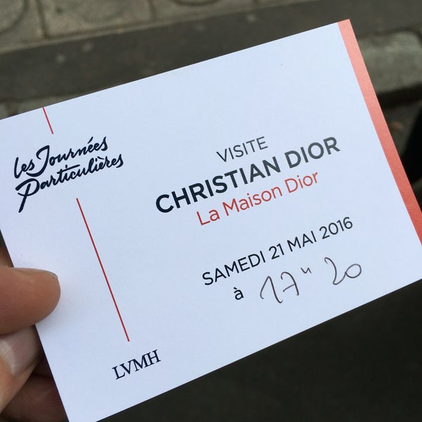 Photo taken at Christian Dior by Laurent B. on 5/21/2016