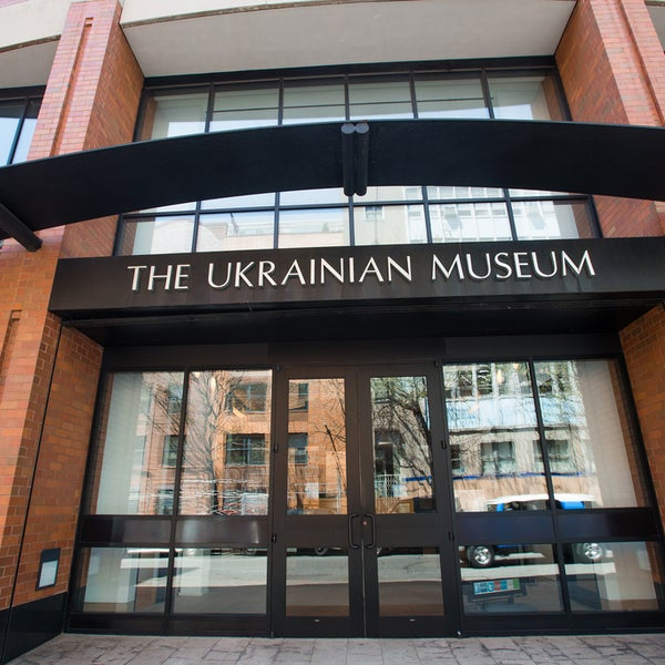 The Ukranian folk museum is a repository for Ukraine's greatest folk traditions and a symbol of the East Village's rich Ukrainian immigrant cultural heritage.