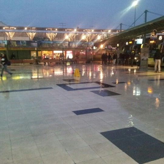 Terminal de buses alameda estaci n central santiago de for Fuera de aqui horrible estacion