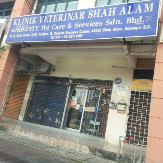 Veterinary Clinic Shah Alam Soalan 73