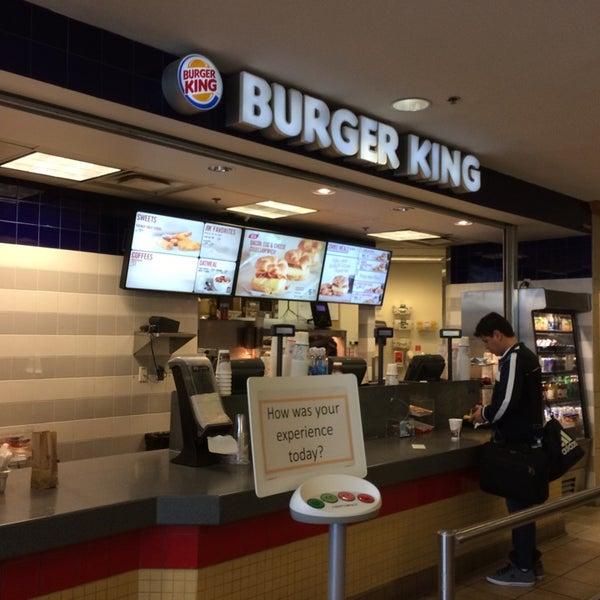 Burger King - Minneapolis-St. Paul Airport