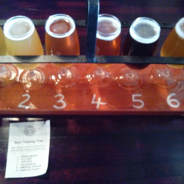 Photo taken at Feral Brewing Company by Gerard P. on 7/8/2014
