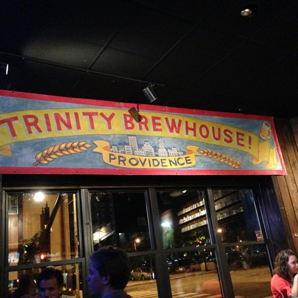 Photo taken at Trinity Brewhouse by Allyson S. on 6/9/2013