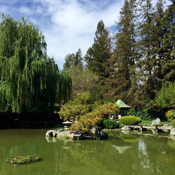 Photo taken at Japanese Friendship Garden by Ray W. on 4/26/2015