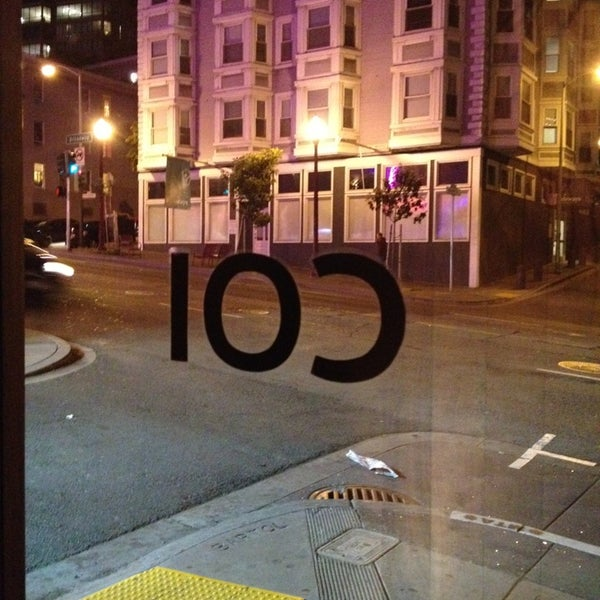Coi american restaurant in san francisco for American cuisine in san francisco