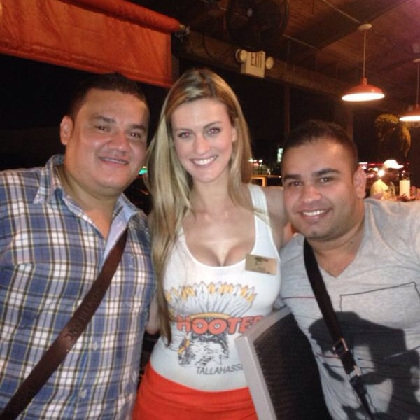 Photo taken at Hooters by Jonny O. on 2/27/2014