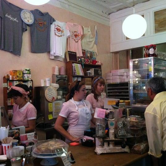 Photo taken at Erin McKenna's Bakery by Aeni K. on 10/6/2012