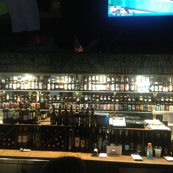 Photo taken at Sharkeys Beer & Wine by Emilija M. on 8/8/2014