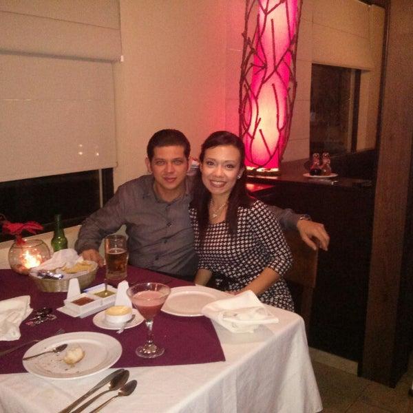 Photo taken at El Rincon Del Angus by Karen R. on 12/10/2013