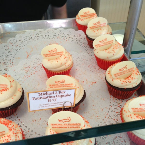 Photo taken at Magnolia Bakery by Whitney Pannell Realtor® on 4/26/2013