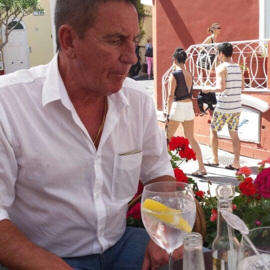 Photo taken at Quisisana Grand Hotel by Chris M. on 6/8/2014