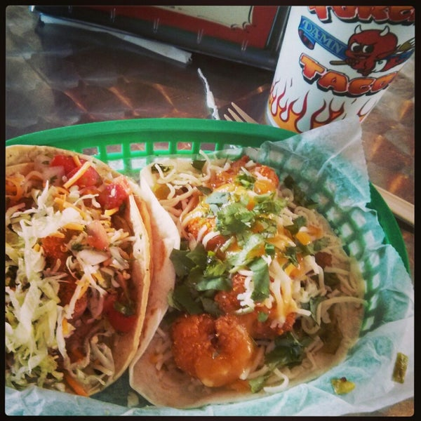 Photo taken at Torchy's Tacos by Josh U. on 10/1/2013