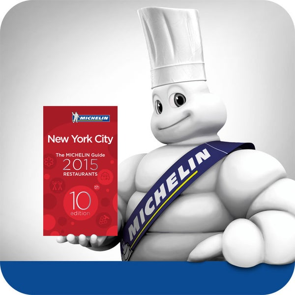 Awarded one star (★) in the 2015 Michelin Guide for NYC restaurants.
