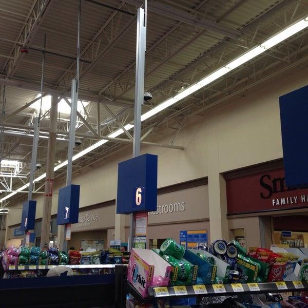 Photo taken at Walmart Supercenter by Alyssa J. on 6/29/2014