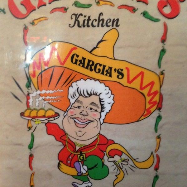 Garcias Kitchen Albuquerque Menu
