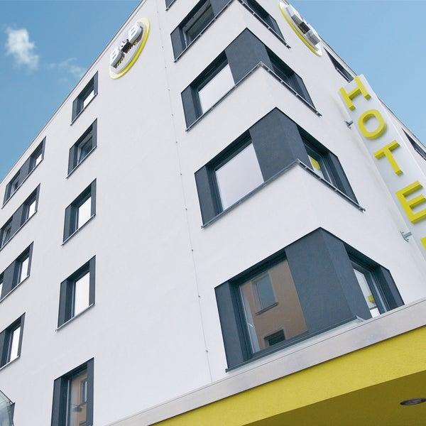 B B Hotel N Ef Bf Bdrnberg City Parken