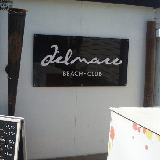 Photo taken at Delmare Café by Jorge R. on 8/28/2013