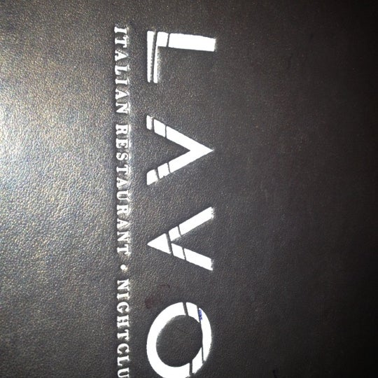 Photo taken at Lavo by Judy T. on 12/9/2012