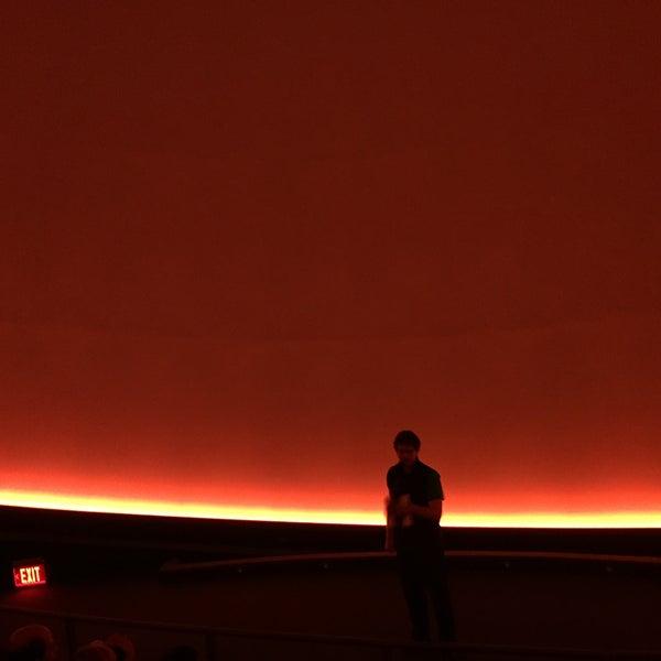 Photo taken at Morrison Planetarium by Ruslan A. on 1/25/2015
