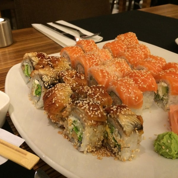 Photo taken at Zebra Café by Nina F. on 11/7/2014