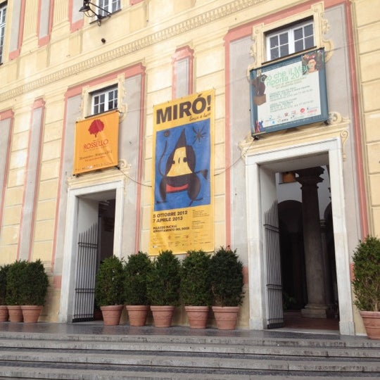 Foto scattata a Palazzo Ducale da Stefania C. il 10/4/2012