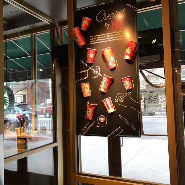 Photo taken at Starbucks by Pam M. on 1/2/2017