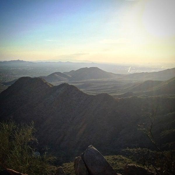 Photo taken at Sunrise Peak by Anthony F. on 6/14/2015
