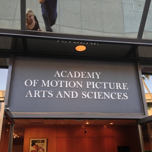 Academy of Motion Picture Arts and Sciences - West Los ...