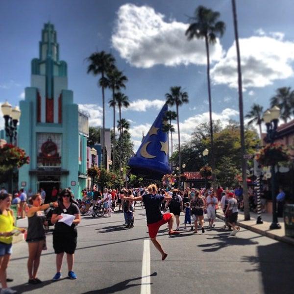 Photo taken at Disney's Hollywood Studios by Garrett G. on 5/8/2013
