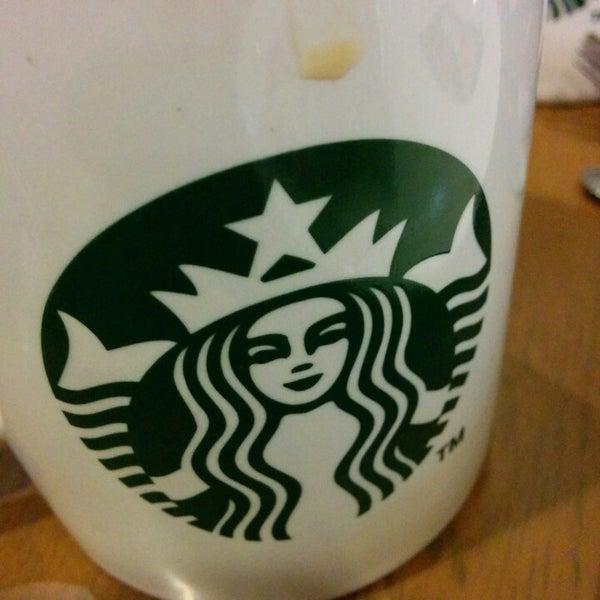 Photo taken at Starbucks by Peter C. on 1/31/2015