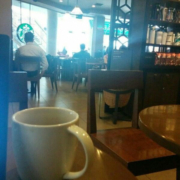 Photo taken at Starbucks by Peter C. on 10/8/2015