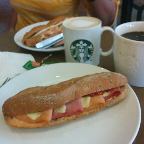 Photo taken at Starbucks by Peter C. on 2/22/2015