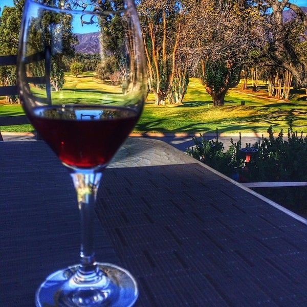 Photo taken at Ojai Valley Inn & Spa by Deb M. on 1/18/2014