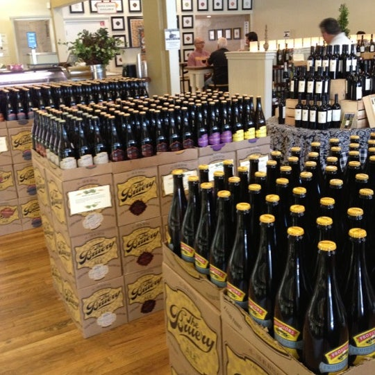 Photo taken at The Bruery Provisions by Josh C. on 10/1/2012