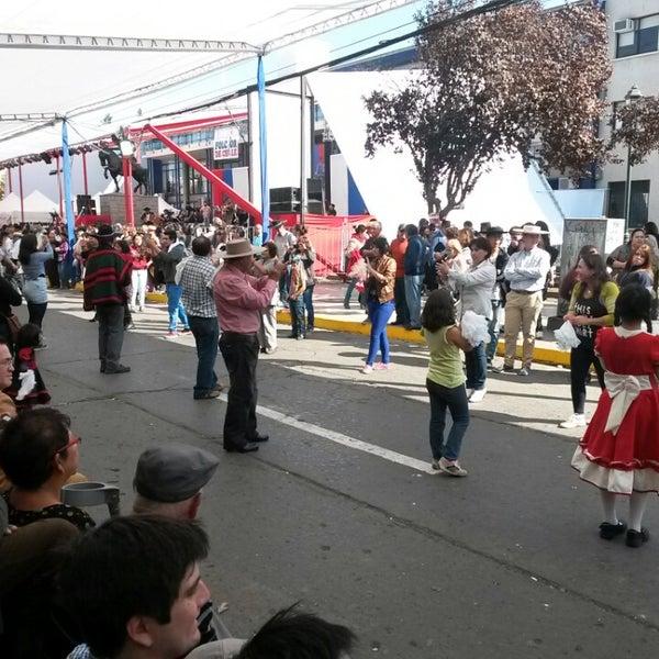 Photo taken at Municipalidad de San Bernardo by Nathalie B. on 4/27/2014