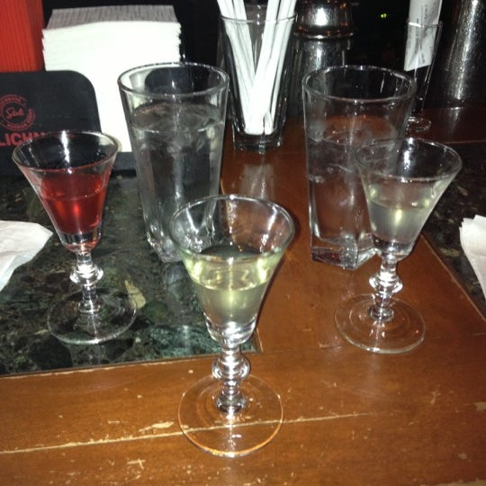 Photo taken at Russian Vodka Room by Sidney W. on 12/8/2012