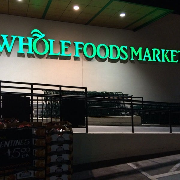 Photo taken at Whole Foods Market by tgorg on 2/2/2014