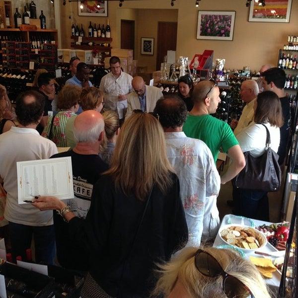 Photo taken at Houston Wine Merchant by Jamie M. on 6/14/2014