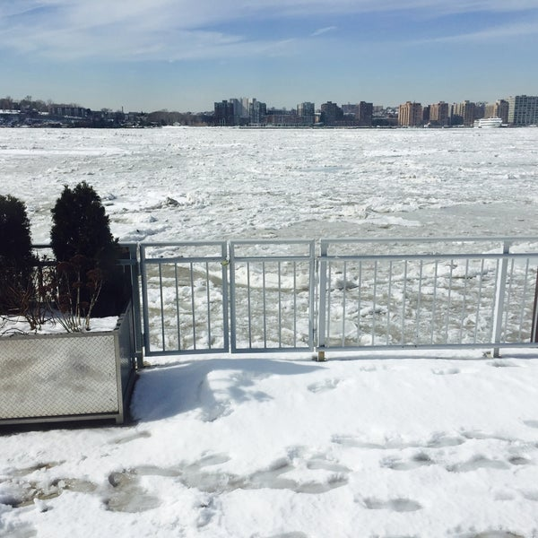 Photo taken at The Lighthouse at Chelsea Piers by Pete C. on 2/24/2015
