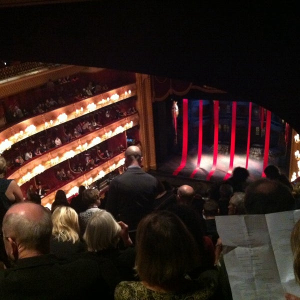 Photo taken at Royal Opera House by Andrew G. on 3/4/2014