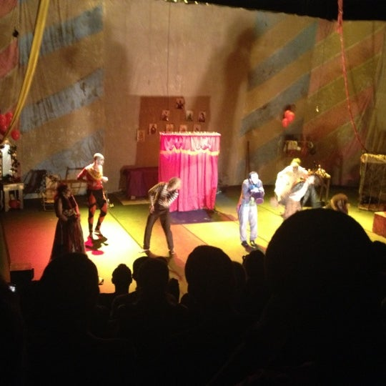 Photo taken at Teatro Funarte Plínio Marcos by Fernanda P. on 12/13/2012