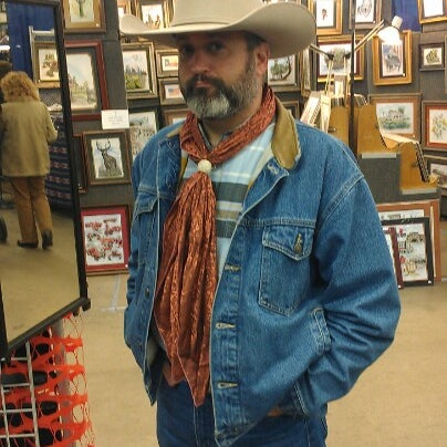 Photo taken at Amon G. Carter Jr. Exhibits Hall by Robert Dwight C. on 2/9/2013
