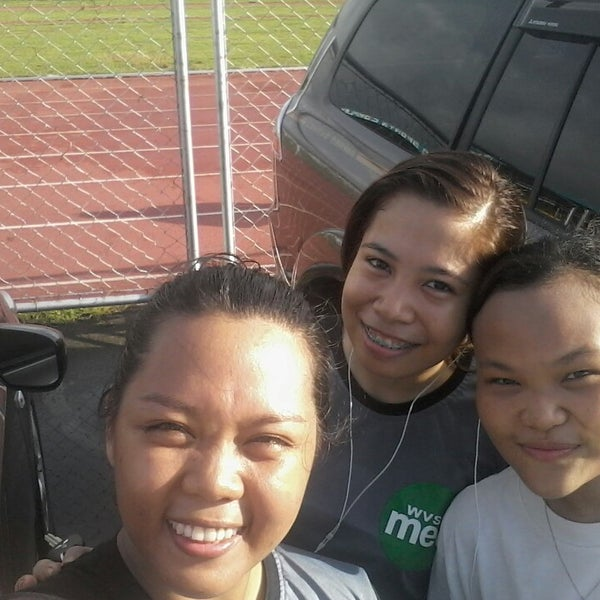 Photo taken at Iloilo Sports Complex by Maria Celine V. on 6/11/2014