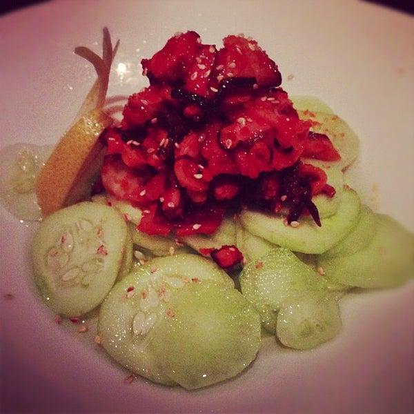 Photo taken at Sai Cafe by David M. on 12/11/2012