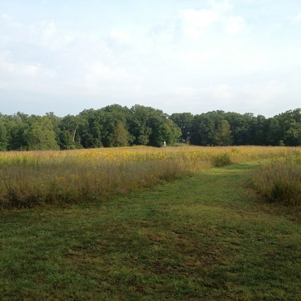 Photo taken at Wheatfield, Gettysburg Battlefield by Chris D. on 9/1/2013