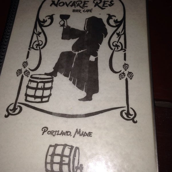 Photo taken at Novare Res Bier Cafe by Courtney M. on 7/12/2014