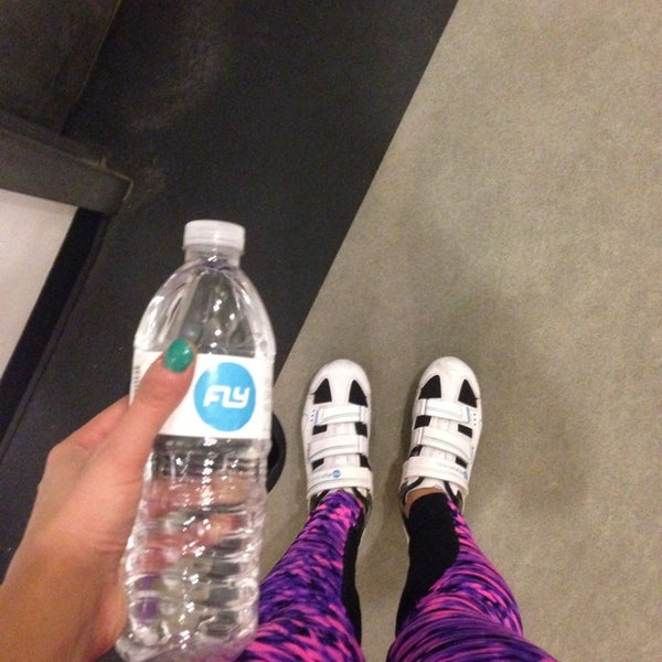 Photo taken at Flywheel Sports by Courtney N. on 2/16/2015
